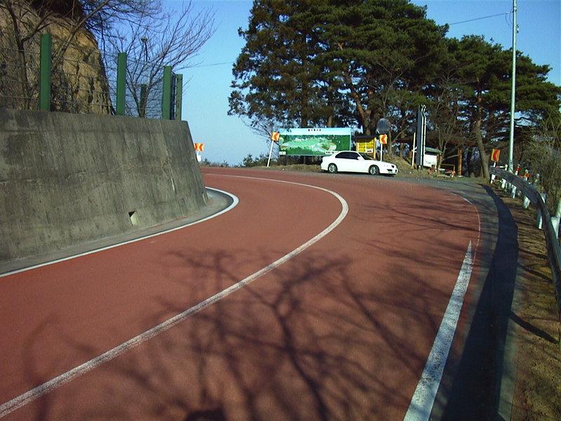 坂道への適用