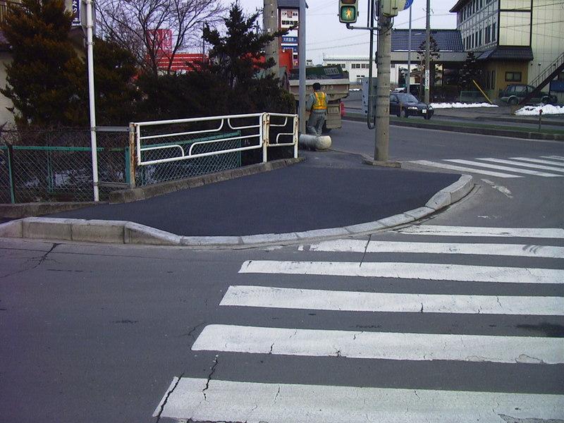 歩道橋への適用