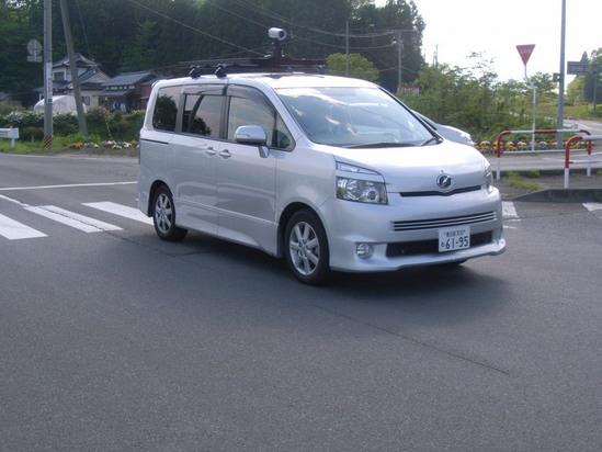 PH調査(路面画像撮影調査)